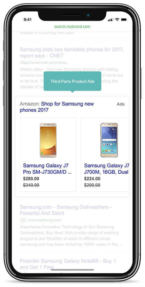 ads products mobile