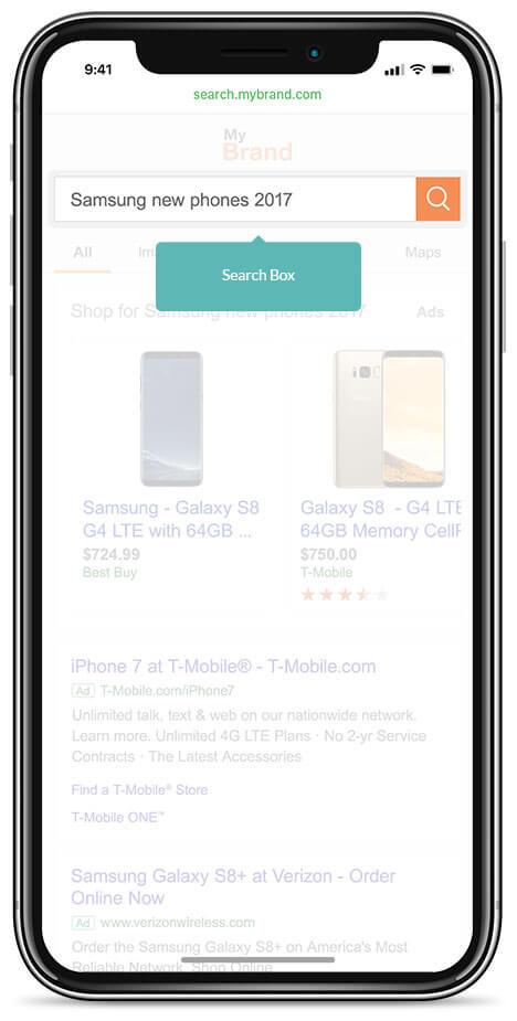search-box-samsung-mobile